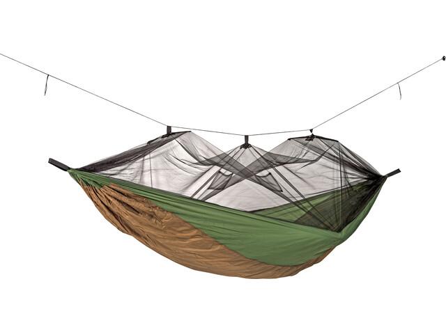Amazonas Moskito-Adventure Thermo - Hamac - vert/marron
